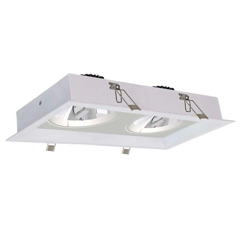 Housing 2x para Downlight Led, KARDAN ARFON